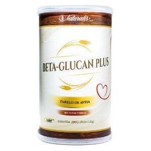Beta-Glucan Plus (Farelo de Aveia) - 200g - Naturalis