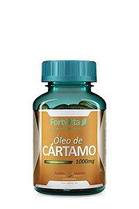 Óleo de Cartamo (1000MG) - 120 Cápsulas - Fortvitta