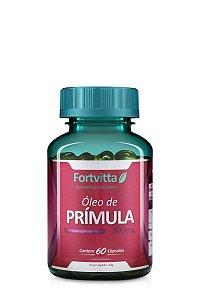 Óleo de Prímula (500MG) - 60 Cápsulas - Fortvitta