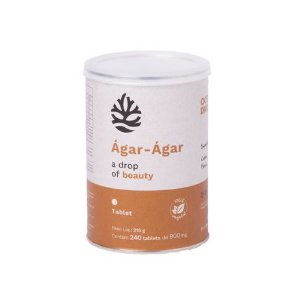 Agar-Agar (240 Tablets) - Ocean Drop