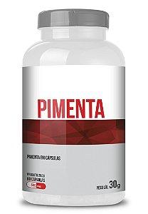 Pimenta 500mg (60 Cápsulas) - Chamais
