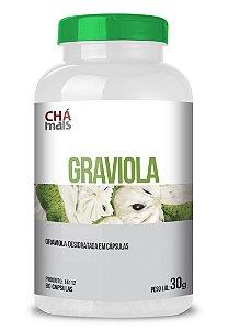 Graviola 500mg (60 Cápsulas) - Chamais