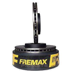 Par Discos Dianteiro 283mm Fremax Aircross Ds3 C4 C3 C5 Berlingo Xsara peugeot 2008 208 3008 307 308 408
