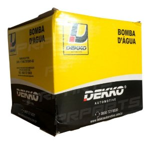 Bomba D'água Dekko Celta Super Nelson Piquet 1.0 1999 2000 2001