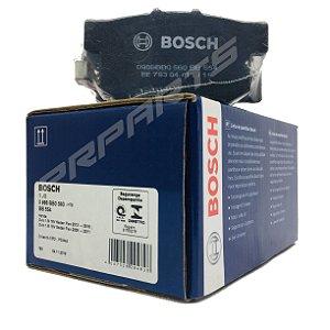 Pastilha Bosch Traseira New Civic 1.8 Exs Lx Lxs 2006 A 2011