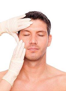Protocolo Facial de Limpeza de Pele Masculina