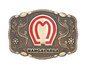 Fivela Country Mangalarga Ferradura