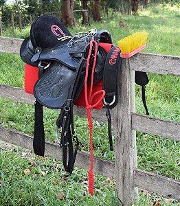 Sela Australiana Mangalarga Completa + Peitoral Personalizado