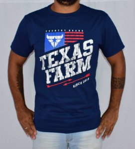 Camisa Texas Farm Since 2015