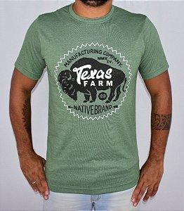 Camisa Texas Farm Native Brand