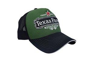 Boné Country Texas Farm Trade Marm