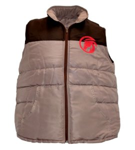 Colete Country Alpha Vest Dupla Face