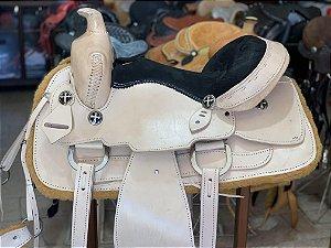 Sela Prova de Laço Natural Cavalo & Cia