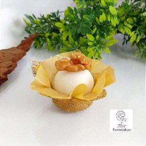 50 Forminhas para Doces Amarilis Caramelo - F009