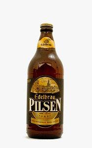 Cerveja Edelbrau Pilsen 600 ml