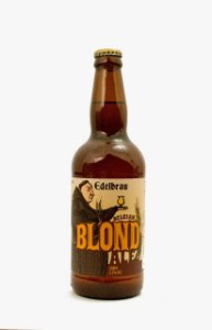 Cerveja Edelbrau Blond 500 ml