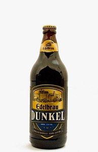 Cerveja Edelbrau Dunkel 600 ml