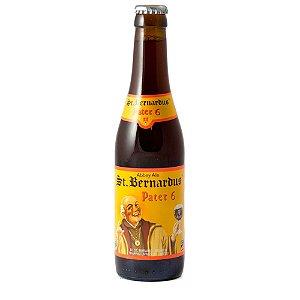 Cerveja St. Bernardus Pater 6 330 ml