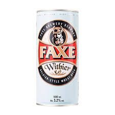 Faxe Witbier 1000 ml