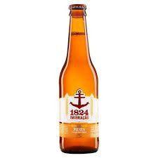 Cerveja Imigração Pilsen 355 ml  - Caixa 12 unidades