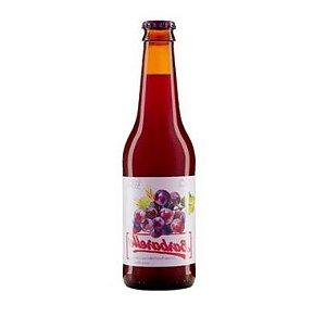 Cerveja Barbarella Fruitbier UVA - 355 ml - Caixa 12 unidades