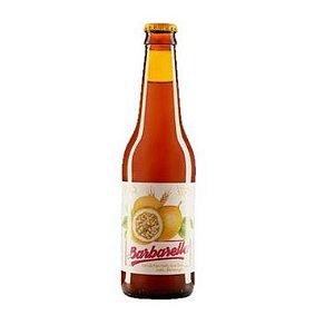 Cerveja Barbarella Fruitbier Maracuja - 355 ml- Caixa 12 unidades