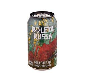 Cerveja Roleta Russa IPA - 350 ml - Caixa 12 unidades