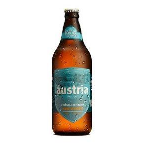 Cerveja Krug Bier Austria HefeWeizen 600 ml - Caixa 12 unidades