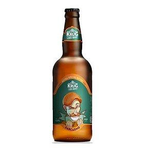 Cerveja Krug Bier Sarcasmo Extra Special Bitter - 500 ml - Caixa 6 unidades