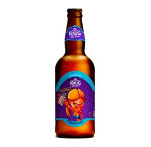 Cerveja Krug Bier  Submissão Session IPA - 500 ml - Caixa 6 unidades