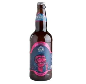 Cerveja Krug Bier Calunia American Pale Ale - 500 ml - Caixa 6 unidades