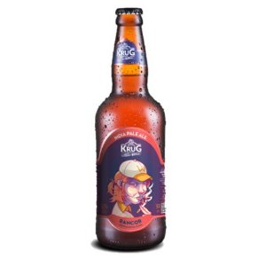 Cerveja Krug Bier Rancor India Pale Ale - 500 ml - Caixa 6 unidades