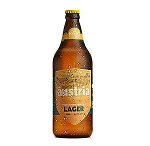 Cerveja krug Bier Áustria Lager 600 ml - Caixa com 12 unidades