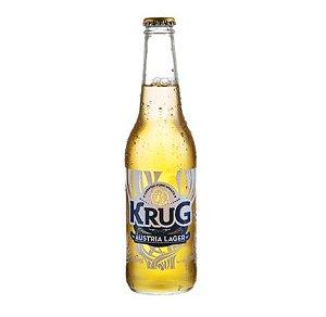 Cerveja Krug Bier Austria Long Neck 355 ml - Caixa 28 unidades