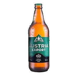 Cerveja Krug Bier Austria Export 600 ml - Caixa 12 unidades