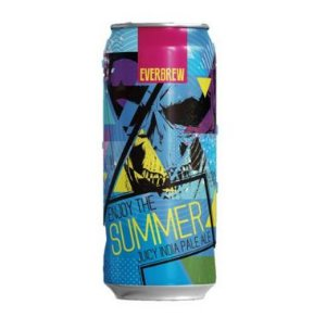 Cerveja Everbrew Enjoy The Summer - 473 ml - Caixa 6 unidades