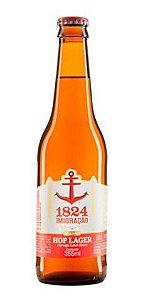 Cerveja Imigração Hop Lager 355 ml - Caixa 12 unidades