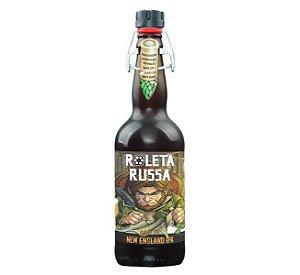 Cerveja Roleta Russa New England IPA - 500 ml - Caixa 12 unidades