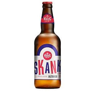 Cerveja Krug Bier Skank Alt - 500 ml - Caixa 6 unidades
