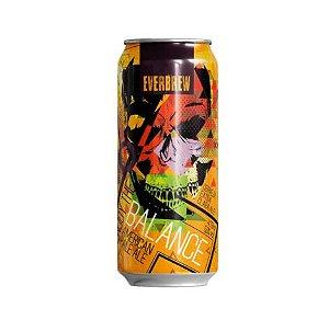 Cerveja Everbrew Enjoy The Balance - 473 ml - Caixa 6 unidades
