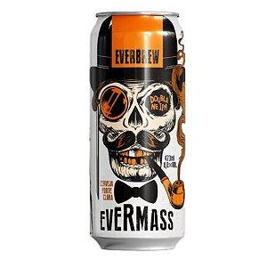 Cerveja Everbrew Evermass - 473 ml - Caixa 6 unidades
