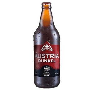 Cerveja Krug Austria Dunkel - 600 ml - Caixa 12 unidades