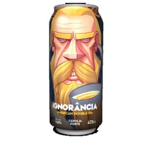 Cerveja Krug Bier Ignorância - 473 ml - Caixa 12 unidades
