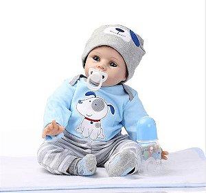 Bebe Reborn Menino Henrico