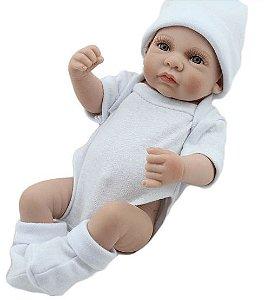 Mini Bebê Reborn Bernardinho
