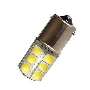 Lâmpada 1 Polo 12 Leds  (Proteção de Silicone)