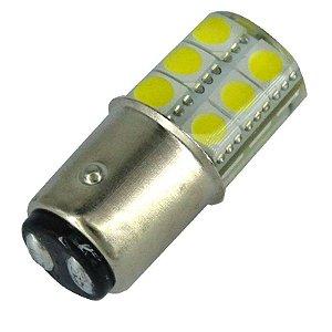 Lâmpada 2 Polos 12 Leds (Proteção de Silicone)