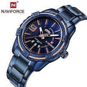 Relógio Naviforce NF9117 Azul