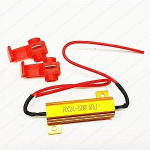 Resistor CANBUS 50W 6RJ