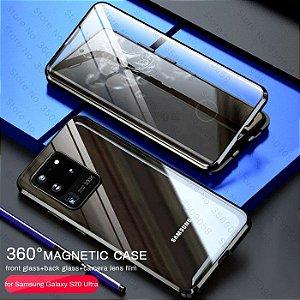 Capa para Celular Magnética 360º Samsung Galaxy S20 ULTRA
